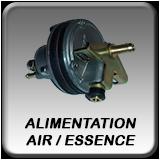 Alimentation air / essence