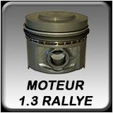 Pièces mécanique 1.3 Rallye
