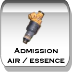 Admission air / essence