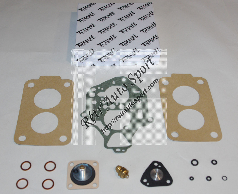 Kit réparation carburateur SOLEX 32/34 Z2