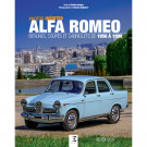 Alfa Romeo Berlines, Coupés et Cabriolets de 1958 à 1998
