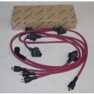 Faisceau d'allumage rouge BOUGICORD 205 GTI 1.6 105 ch  AM 84 à 86