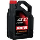 MOTUL 4100 POWER 15w50 - 5L