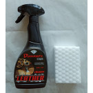 NETTOYANT CUIR - LEATHER CLEANER 500ML (+ 1 ÉPONGE CUIR)