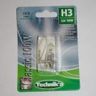 Ampoule 100 Watts H3 Compétition