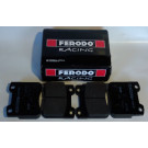 Plaquettes freins avant FERODO DS 2500 AX Sport / GTI