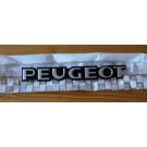 Monogramme PEUGEOT hayon 205 GTI / Rallye - 309 GTI / GTI16