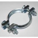 Collier échappement double diamètre 66 mm MTS 205 GTI 1.6 / 1.9 / Rallye - 309 GTI / GTI 16