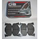 Plaquettes avant FERODO DS PERFORMANCE 205 GTI 1.6 / Rallye