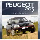 Peugeot 205 - Le sacré Numéro