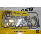 Pochette complète GLASER 306 S16 155 ch / 405 MI16 2.0 / 405 Turbo 16