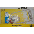 Pochette complément GLASER 205 Rallye / XS