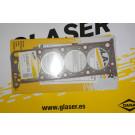 Joint de culasse 1,20 mm centreur 16 mm GLASER Visa Chrono - 104 ZS / ZS2 - Samba Rallye 1219 / 1360