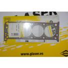 Joint de culasse 1,40 mm centreur 16 mm GLASER Visa Chrono - 104 ZS / ZS2 - Samba Rallye 1219 / 1360