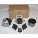 Jeu complet de silentblocs suspension moteur / boîte 205 GTI - 309 GTI / GTI 16