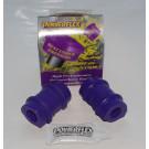 Kit de 2 silent-blocs POWERFLEX  barre stabilisatrice 17 mm 205 Rallye / GTI - 309 GTI / GTI 16
