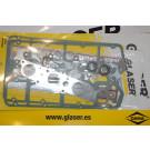 Pochette de rodage GLASER Clio Williams