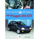 Restaurez réparez votre Peugeot 205 GTI