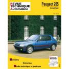 RTA - Peugeot 205 1.6 et 1.9 essence (1983 - 1998) (11179)