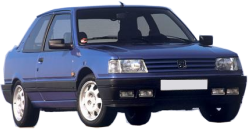 Catalogue Peugeot 309 GTI / GTI16