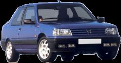 Catalogue Peugeot 309 GTI / GTI16