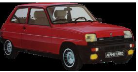 Catalogue Renault 5 Alpine / Alpine Turbo