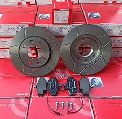 Pack Brembo MAX Peugeot 205 GTI 1.9 - 309 GTI / GTI16