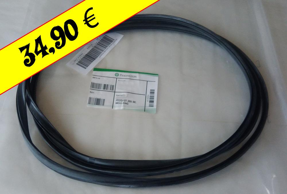 Joint lunette arrière 205 Rallye / GTI