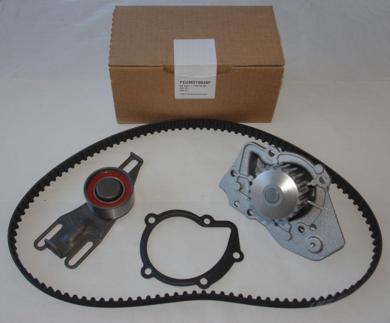 Kit distribution + pompe à eau Peugeot 205 GTI - 309 GTI