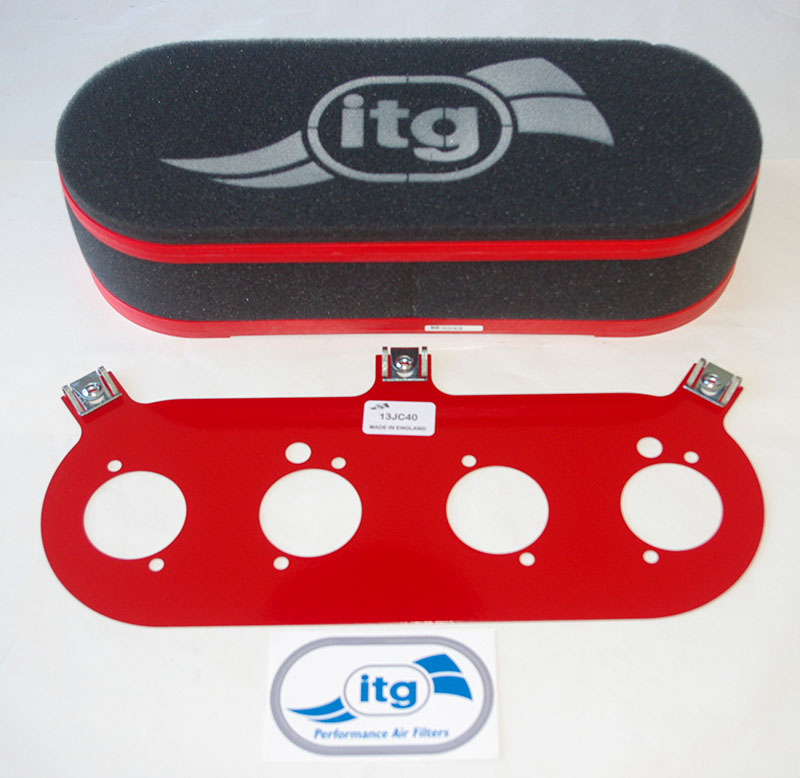 Filtre à air ITG Megaflow Peugeot 205 Rallye